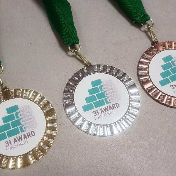 Medailles 3i Award